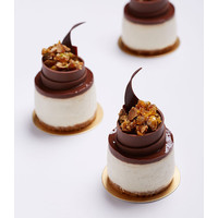 Chocolate Madagascan cheesecake